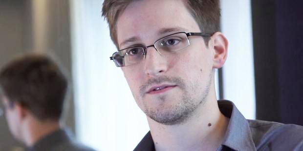 米高官に恩赦を認めるべきではないとされたスノーデンさん © The Guardian via Getty Images