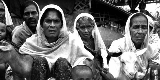 ロヒンギャや他のイスラム教徒に対する、攻撃や暴行が増えている(C) UNHCR/Y Saita