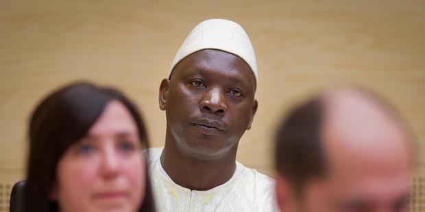 国際刑事裁判所(ICC)は、トーマス・ルバンガ・ディロに禁固14年の刑を言い渡した。(c)REUTERS/Evert-Jan Daniels