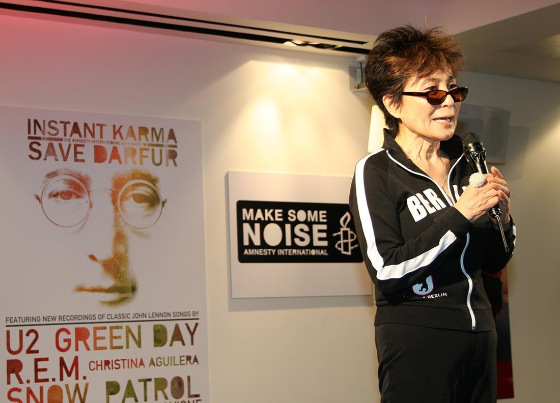 音楽を通じて人権の大切さを訴えるプロジェクト「メイク・サム・ノイズ」