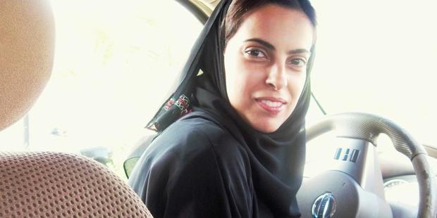 サウジアラビアの女性は運転禁止解除のために行動している。(C)Private