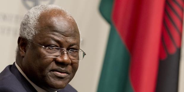 情報公開法の施行には、大統領の署名が必要だ。(C) SAUL LOEB/AFP/Getty Images