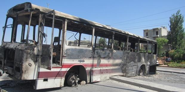 アレッポの制圧をめぐり、シリア政府軍と反政府軍の間の戦闘が激しさを増している
