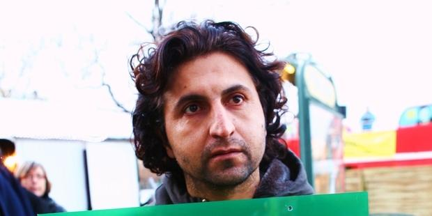 Human rights defender Halil Savda was among those acquitted(C)AI