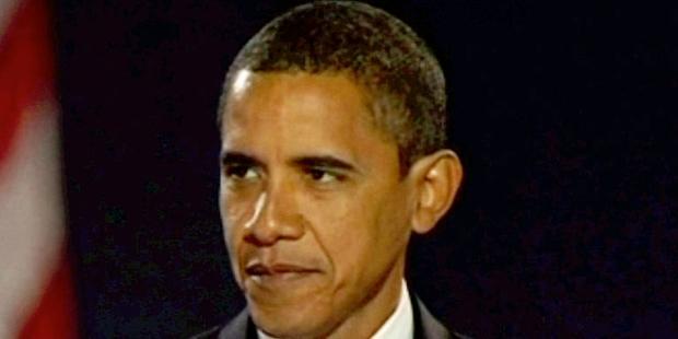 強力な条約の締結に向けて、オバマ大統領は指導力を発揮すべきである。(C)AP GraphicsBank