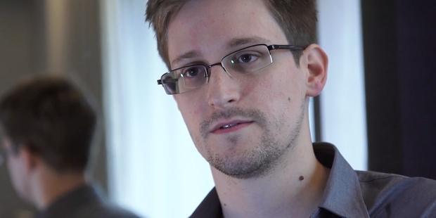 エドワード・スノーデンさんはスパイ法違反容疑で訴追された(C) The Guardian via Getty Images