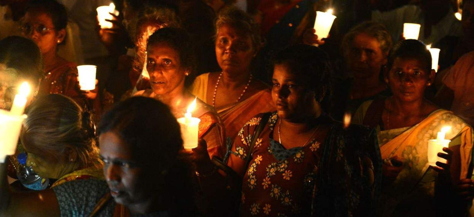 (C) LAKRUWAN WANNIARACHCHI/AFP/Getty Images
